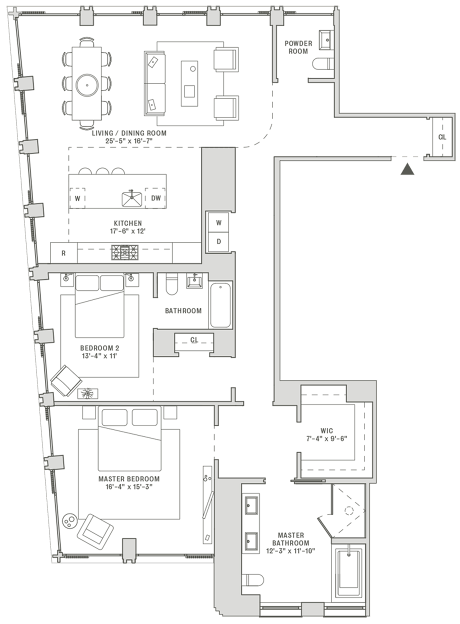 Residence 10A