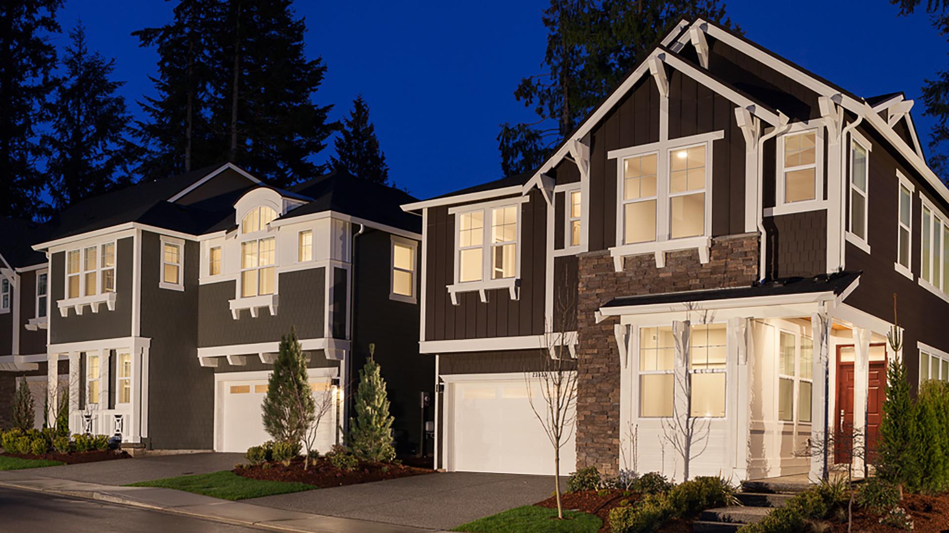 Sammamish wa new construction homes pinnacle at for Signature home designs