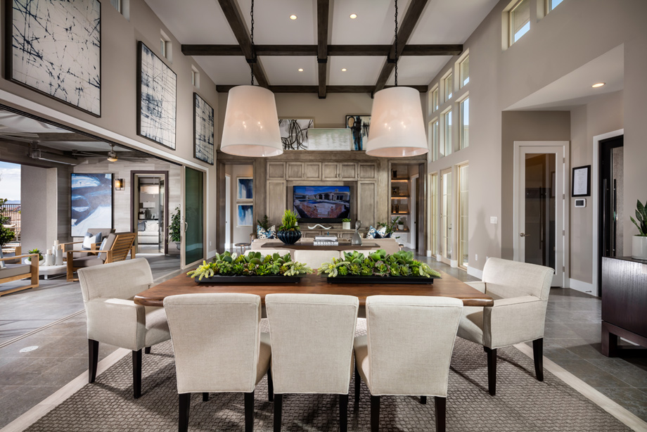 Toll Brothers - Regency at Summerlin - Pinnacle Collection Photo
