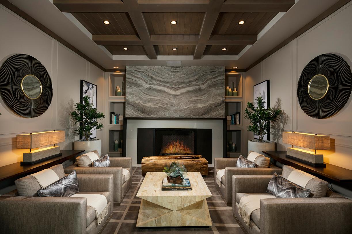 regency at summerlin palisades collection the sundance home design. Black Bedroom Furniture Sets. Home Design Ideas