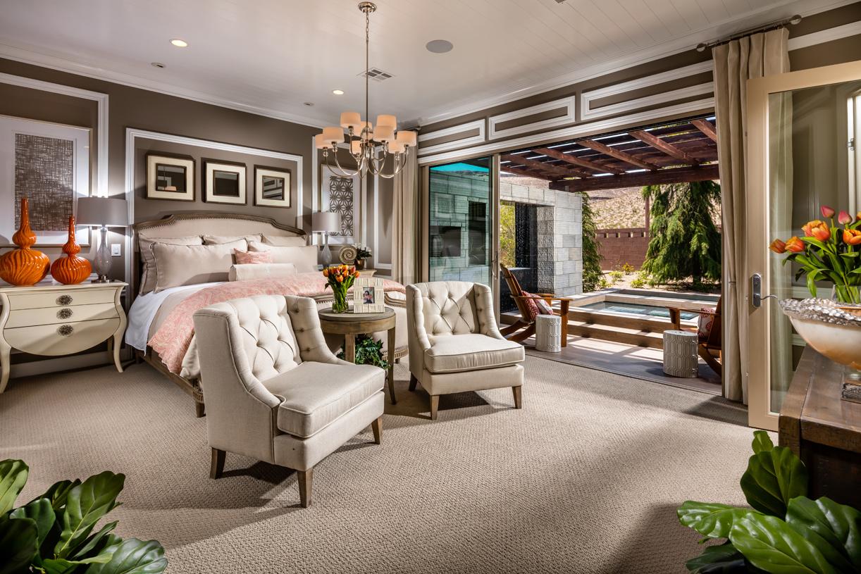 Bristol Bay primary bedroom suite