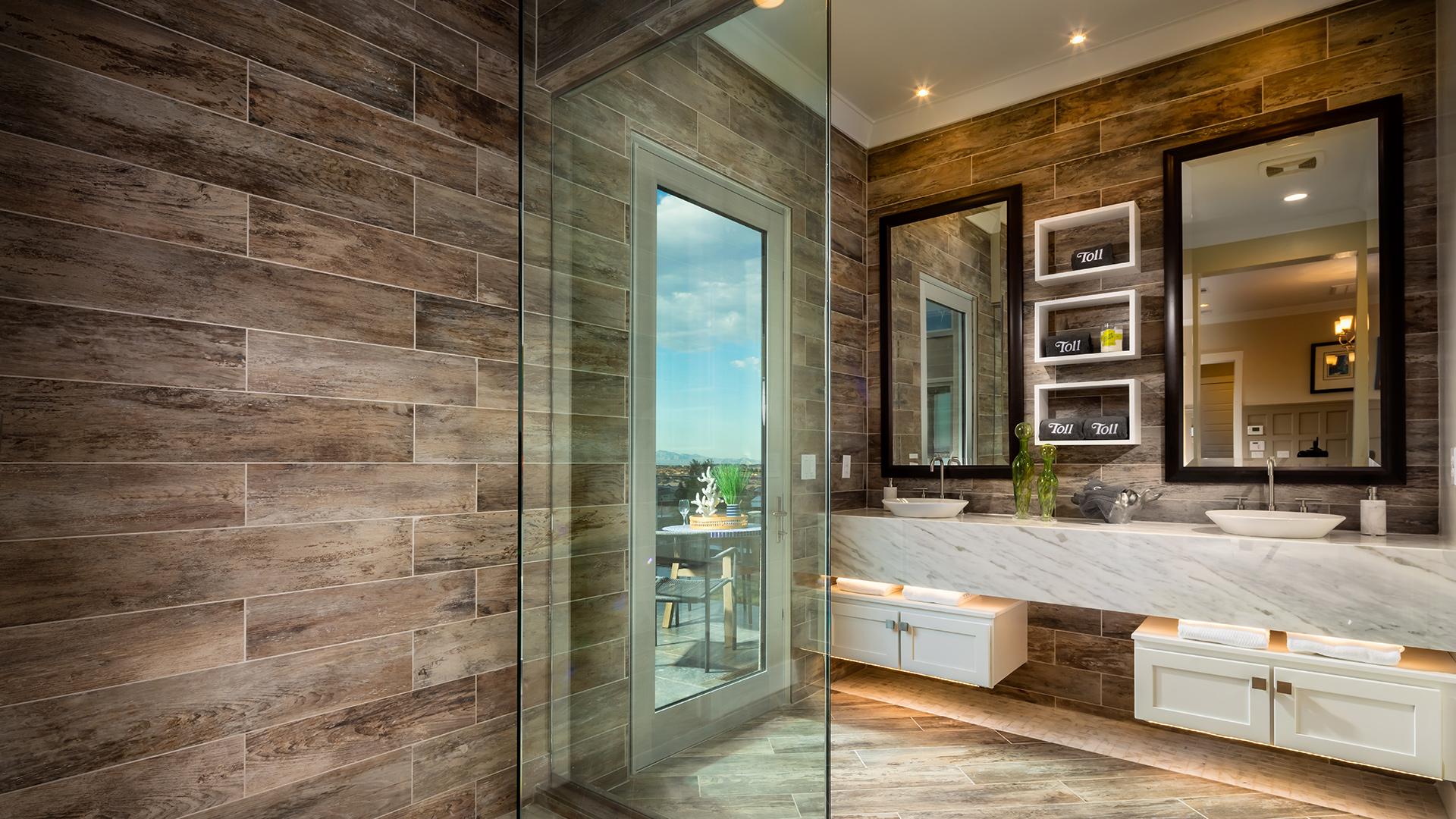 Clay Hill primary bathroom