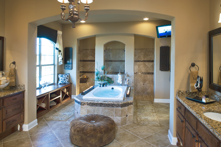 Luxury Master Bathrooms: New Luxury Homes For Sale In Flower Mound, TX