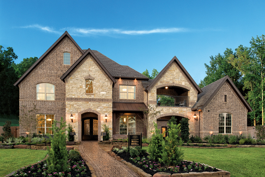 Toll Brothers - Town Lake at Flower Mound Photo