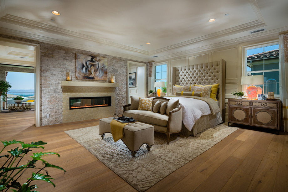 New luxury homes for sale in irvine ca bella vista at for 2 master bedroom homes for sale