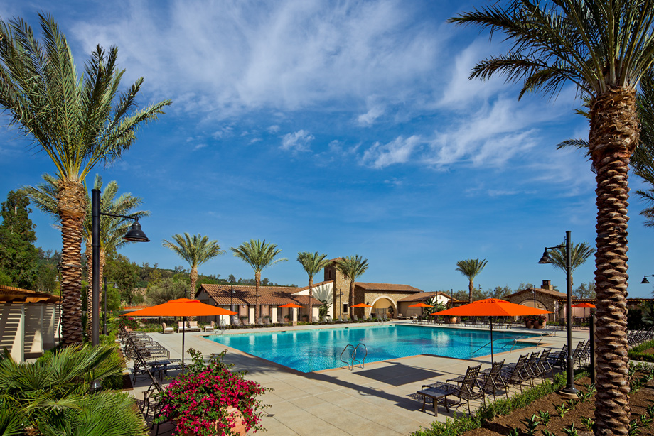 The Resort at the Groves features a junior Olympic pool, wading pool, spa, tennis courts, and much more.