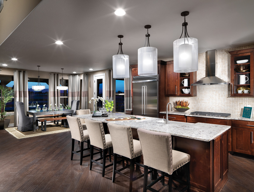 Toll Brothers - Toll Brothers at Flatiron Meadows - The Vistas Photo