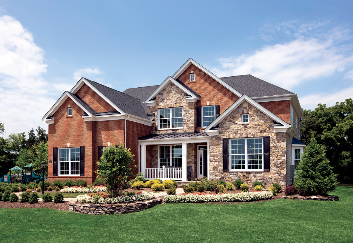 New Homes in Hilltown PA New Construction Homes – Regency At Hilltown Site Plan