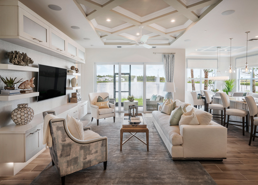 Florida Luxury New Home Communities