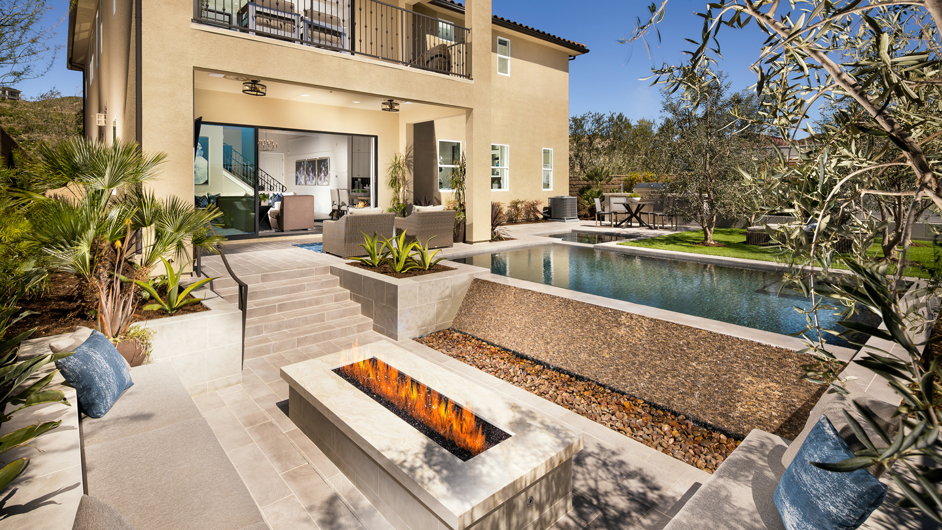 Santa Clarita Ca >> Santa Clarita Ca New Construction Homes Avalon At Plum Canyon