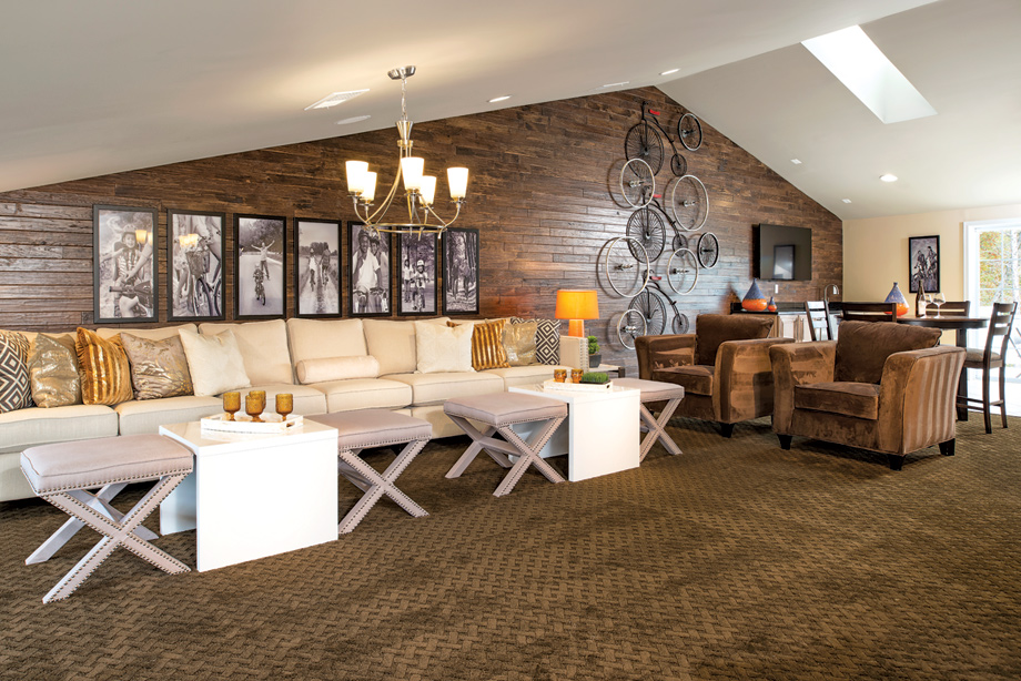 New Luxury Homes For Sale In Ann Arbor Mi North Oaks Of Ann Arbor The Townhome Collection