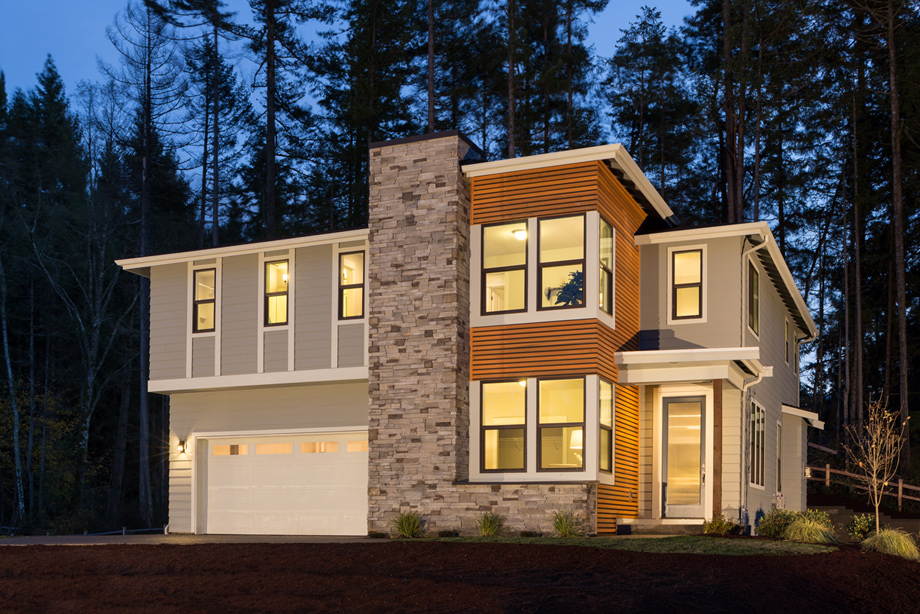 The NW Contemporary Ames home design stuns