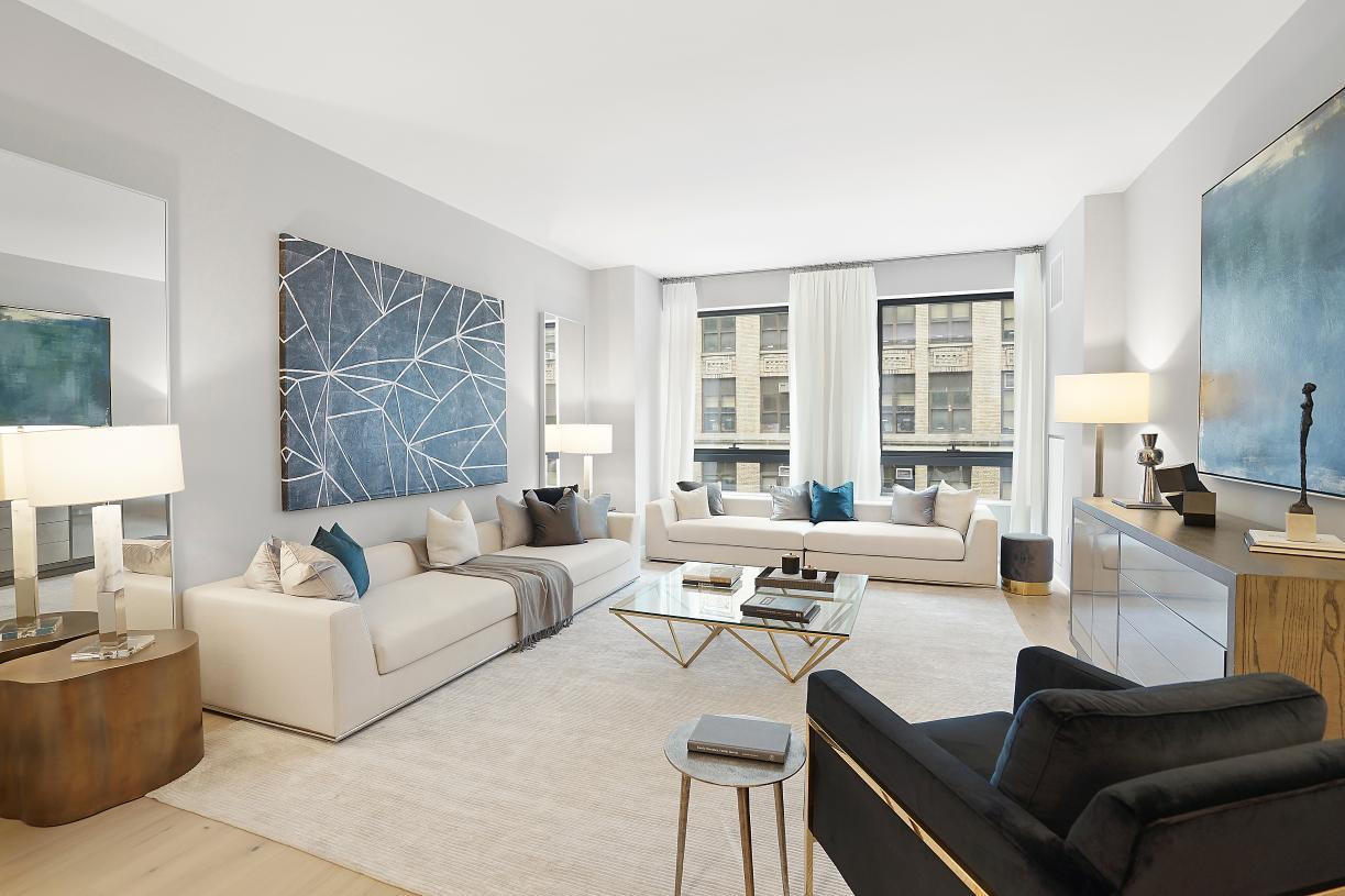 Residence N508 living room