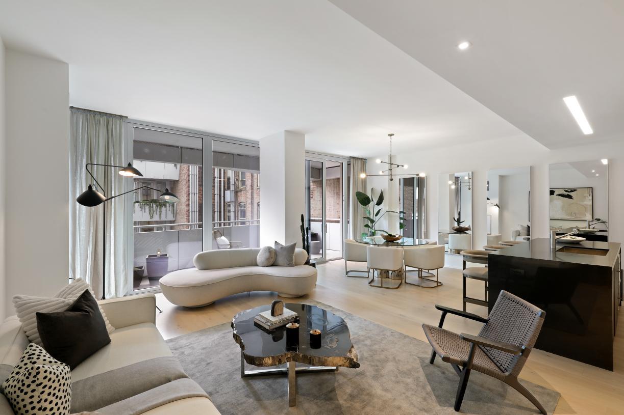 Residence N1102 living room