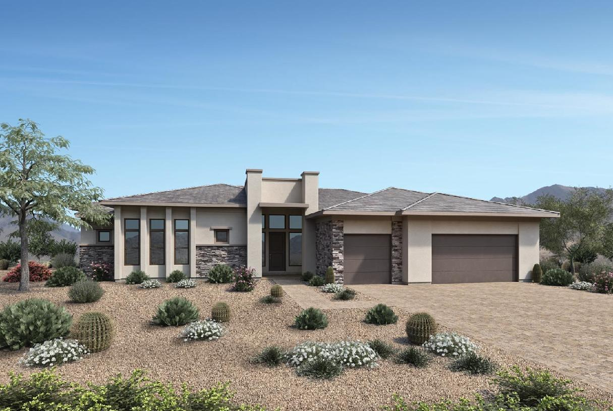 Madison -  Desert Contemporary