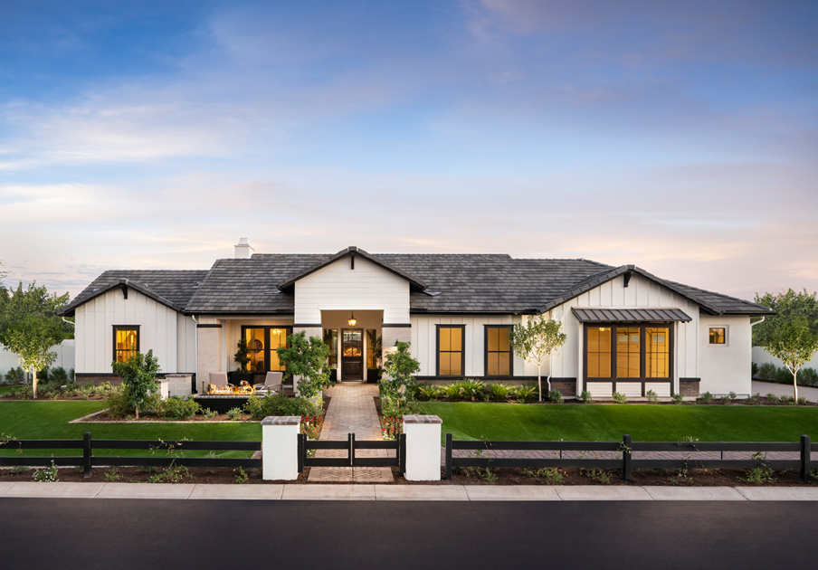 New Luxury Homes In Gilbert