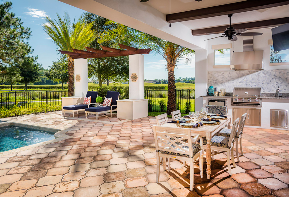 Toll Brothers - Azure at Hacienda Lakes Photo