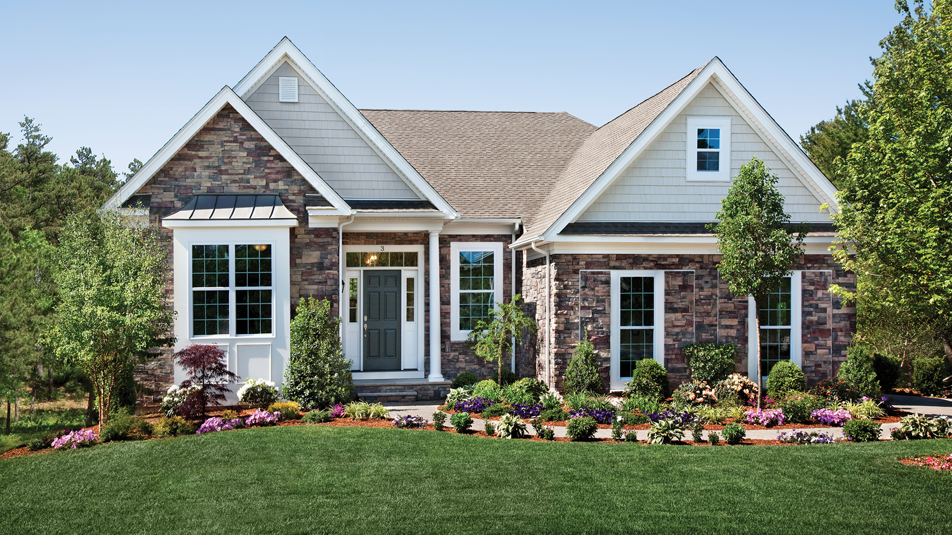 Bayhill Savannah home design