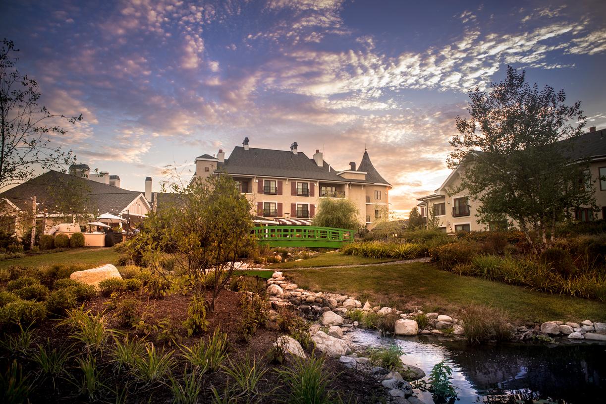 Mirbeau Inn and Spa at The Pinehills