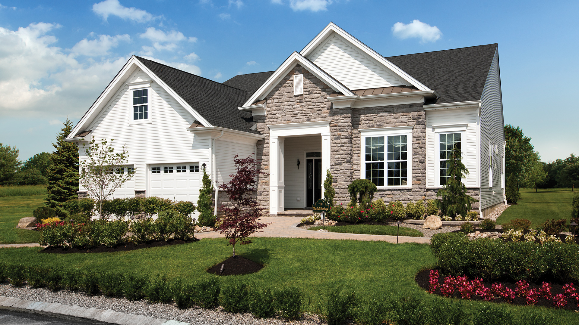 Home Designer Collection stow ma active adult community | regency at stow - the villas
