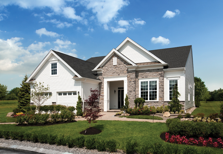 Toll Brothers - Regency at Stow - The Villas Collection Photo