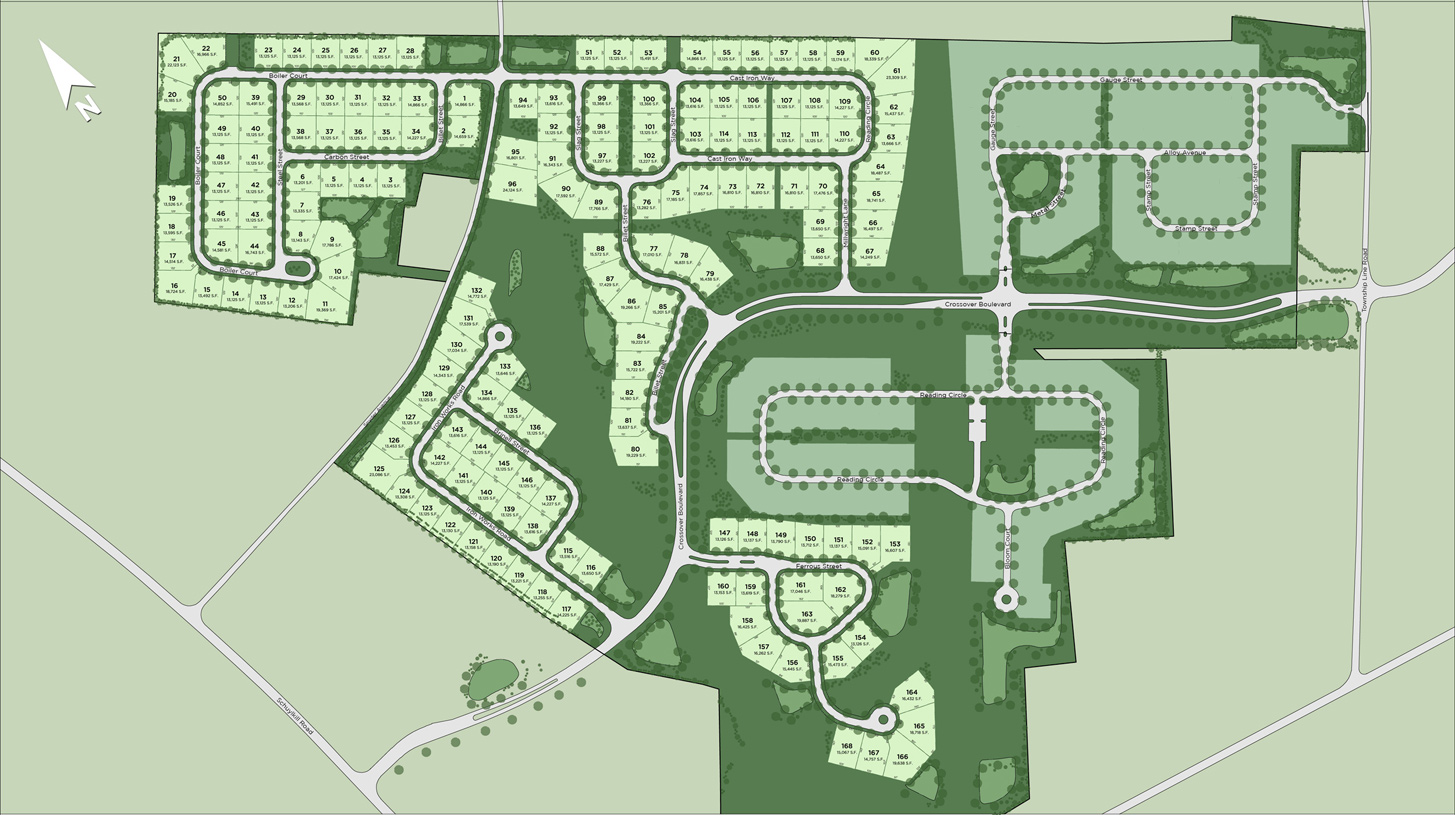 Preserve at Kimberton Glen Overall Site Plan