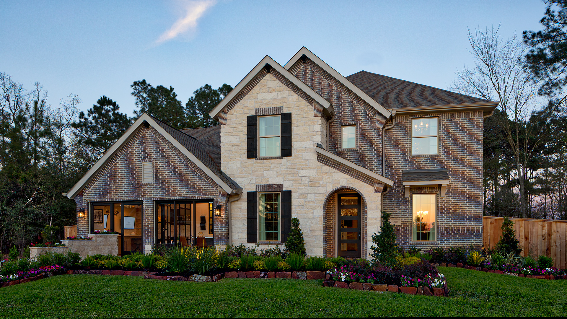 The Landry Manor - Wildwood at Northpointe - T Select - Tomball, TX