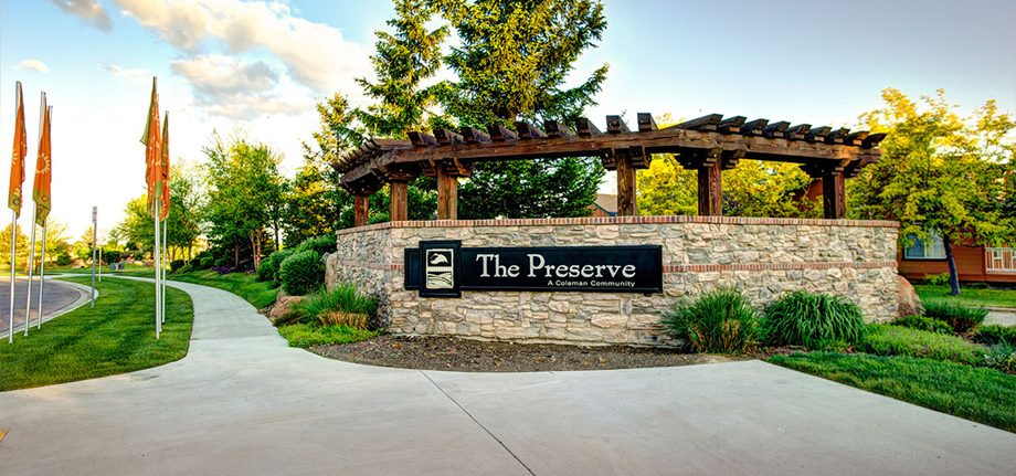 Toll Brothers - The Preserve Photo