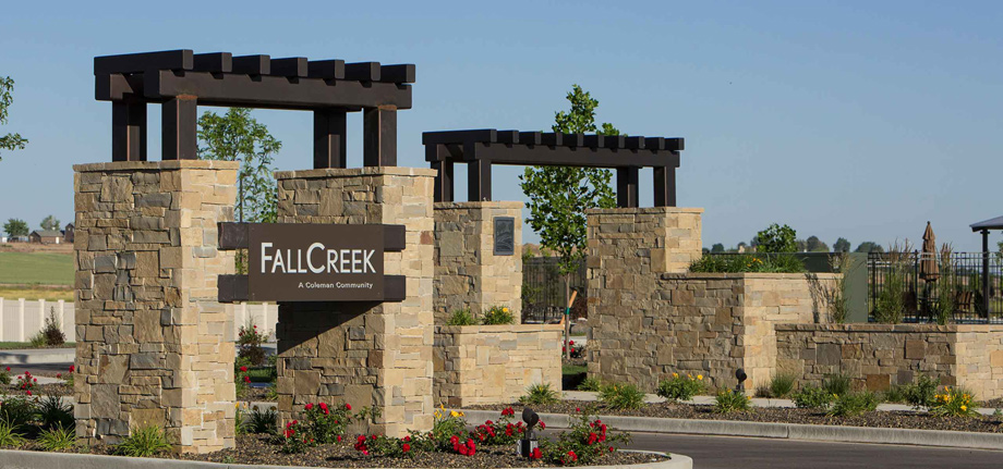 Toll Brothers - Fall Creek Photo