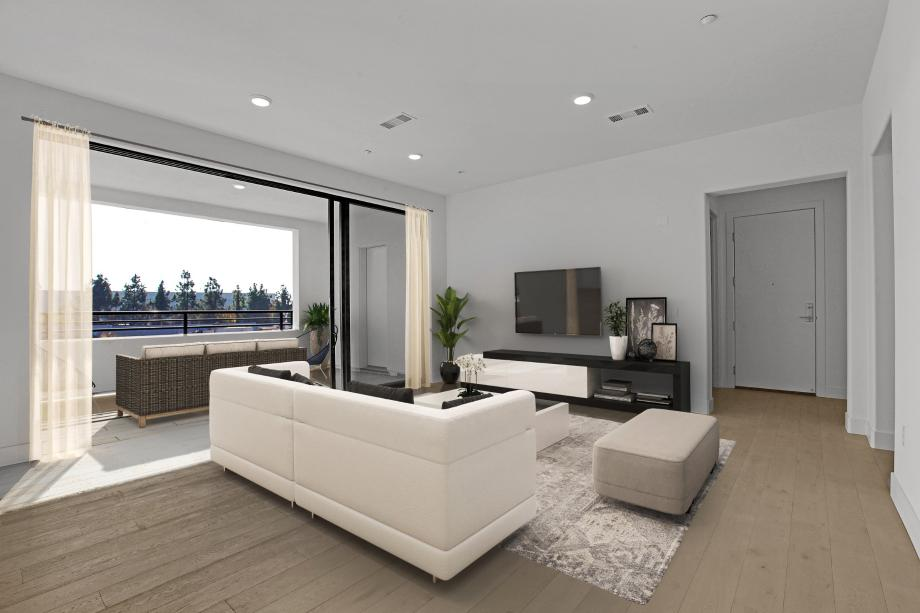 Extended Indoor/Outdoor Living Concept