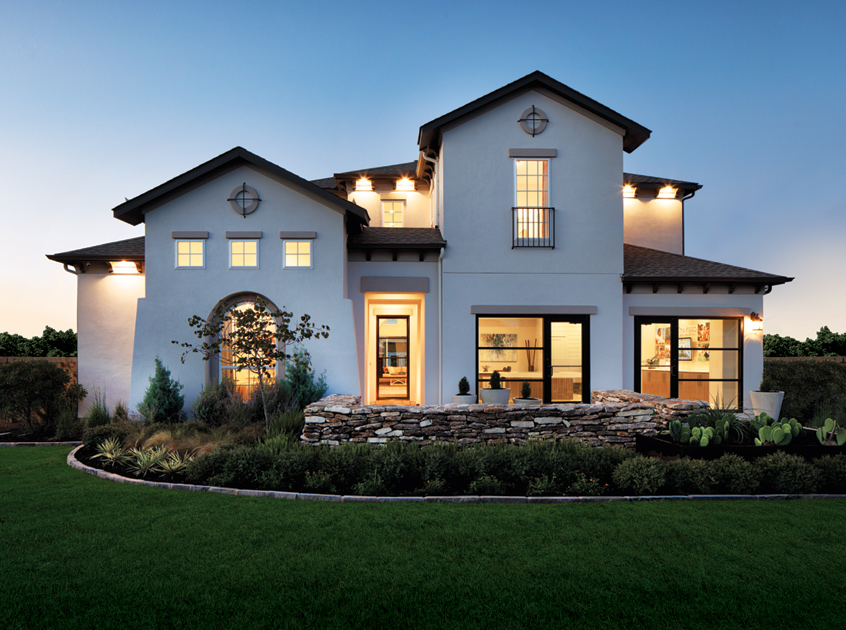 Toll Brothers - Travisso - Siena Collection Photo