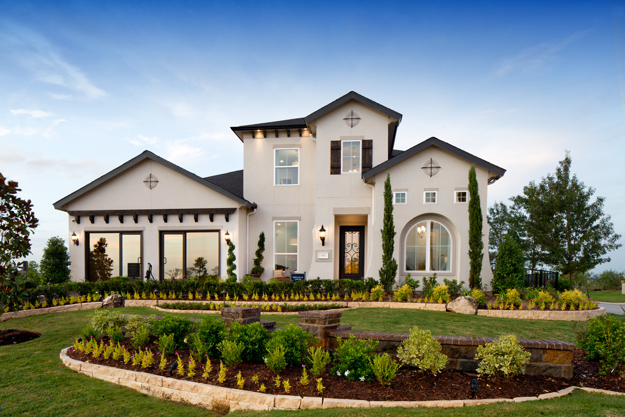 Newcastle Tuscan offers stunning curb appeal