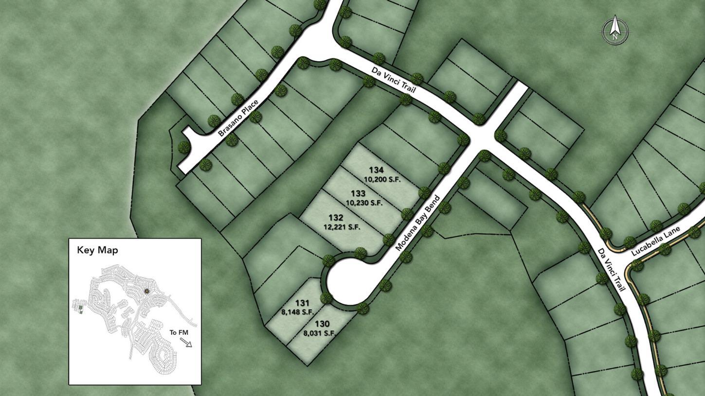 Travisso - Sienna Collection Site Plan I