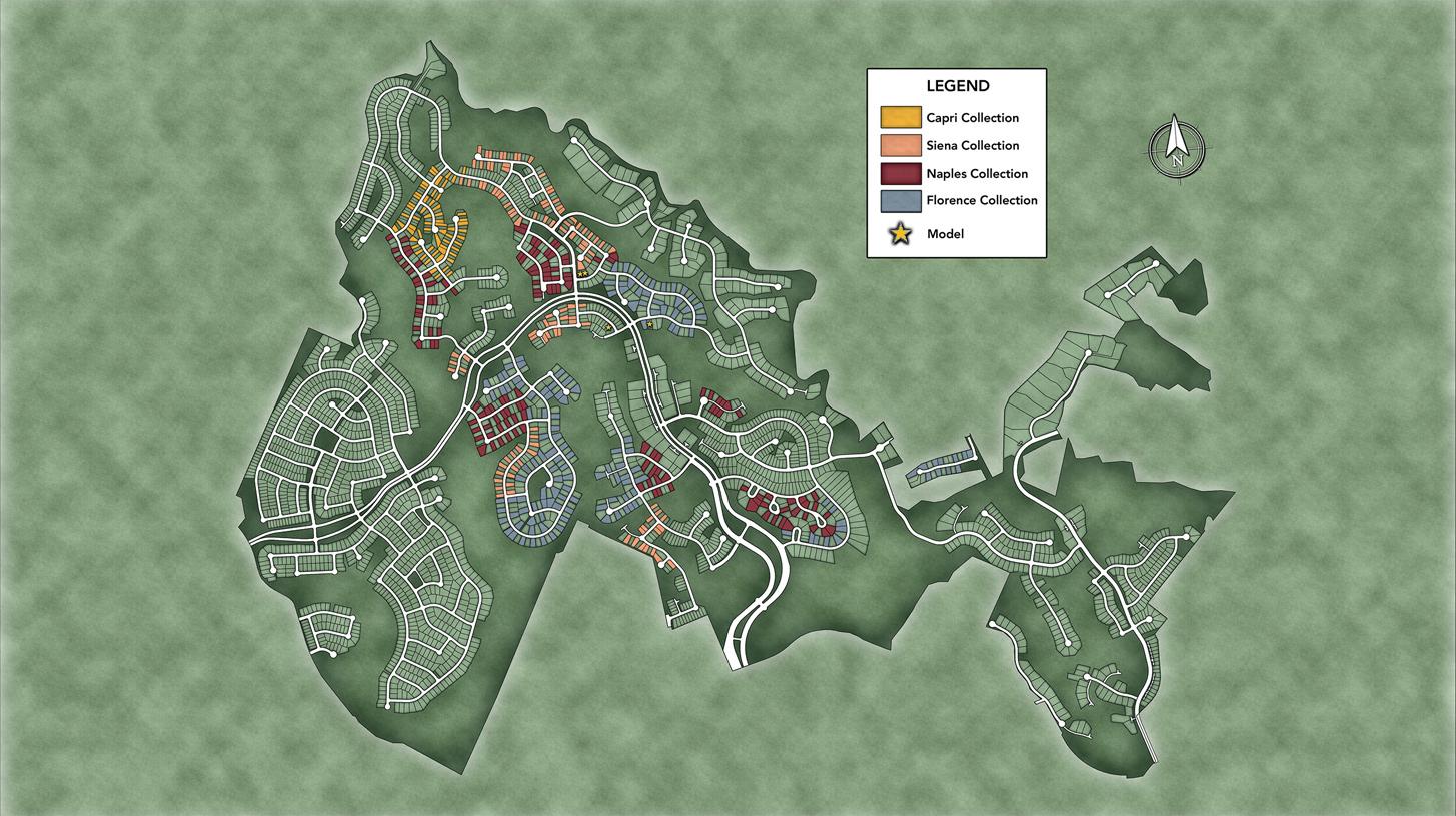 Travisso Overall Site Plan