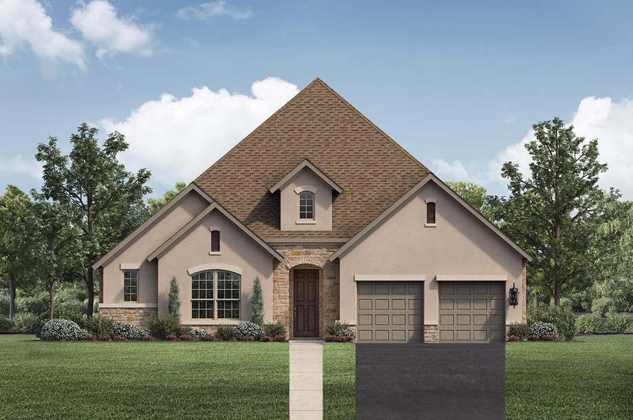 T | Select by Toll Brothers - Woodson's Reserve - Spring, TX - Montgomery County