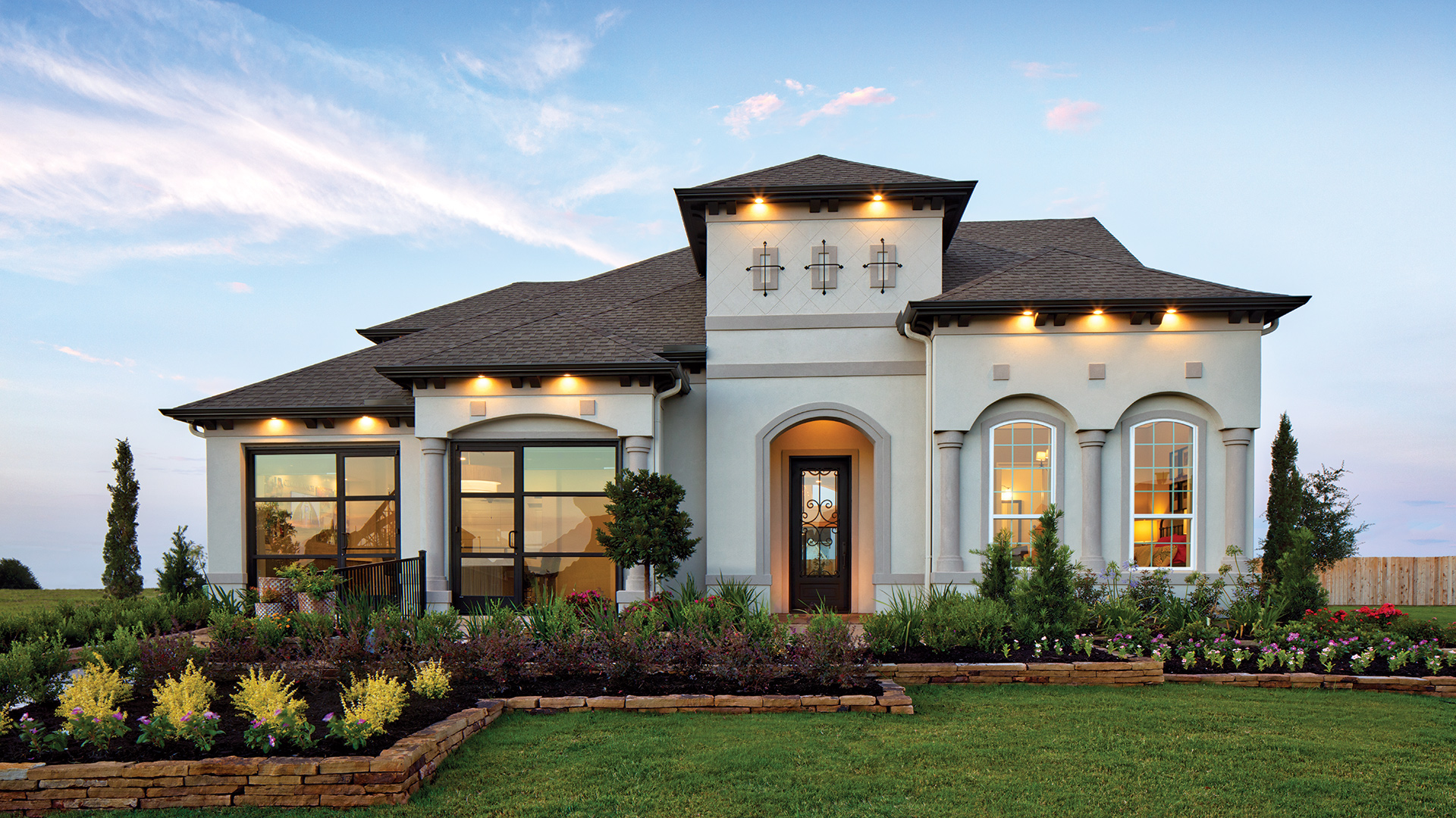 Katy tx new homes for sale cinco ranch enclave at for Juniper house
