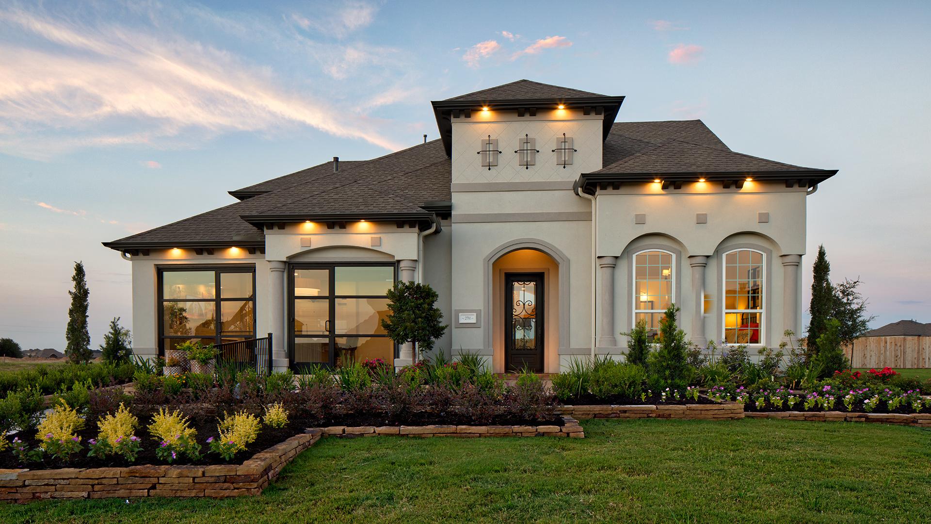 The Juniper Mediterranean Model - Now Open! Cinco Ranch - Katy, TX - Fort Bend County