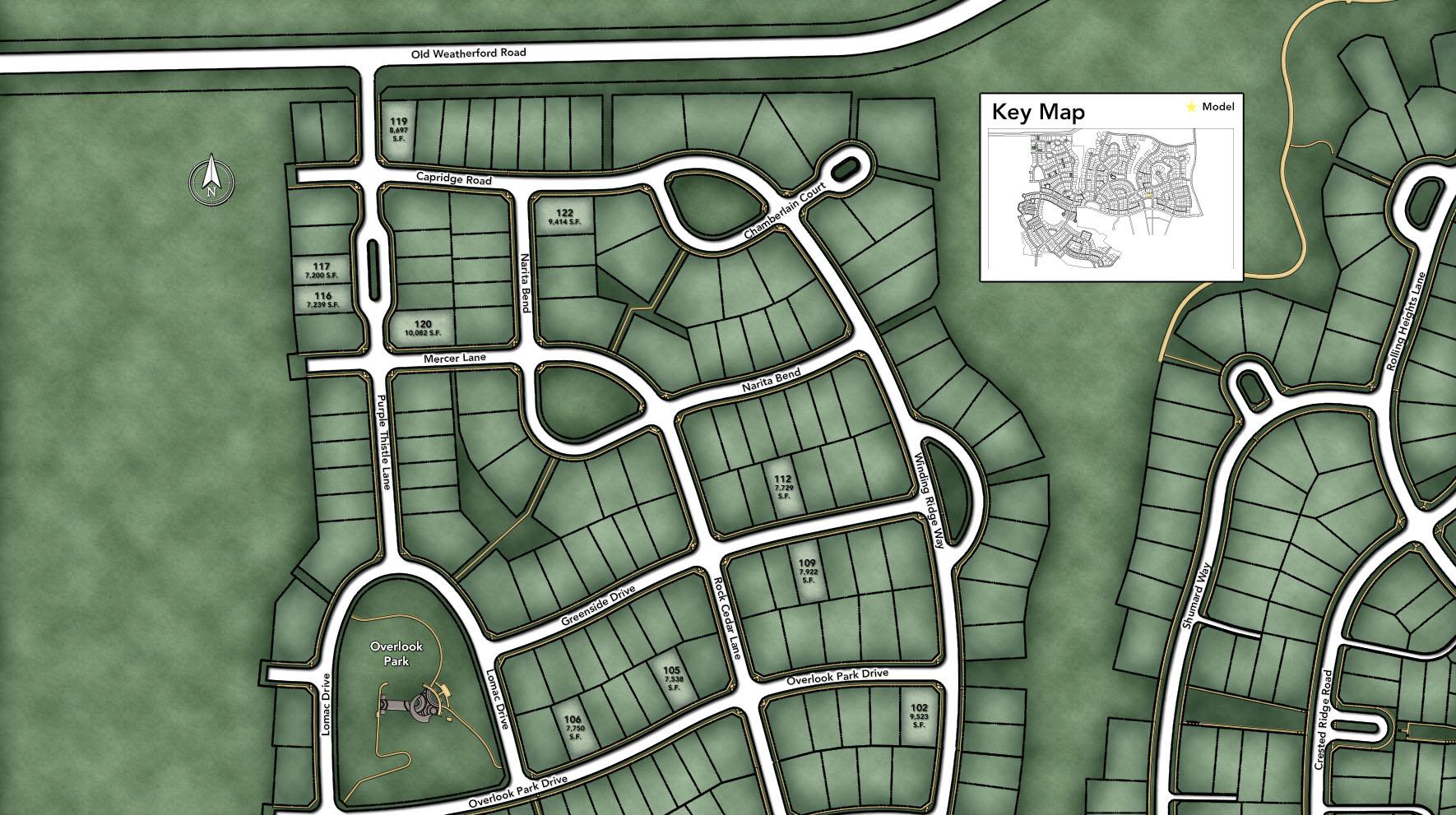 Walsh Site Plan III