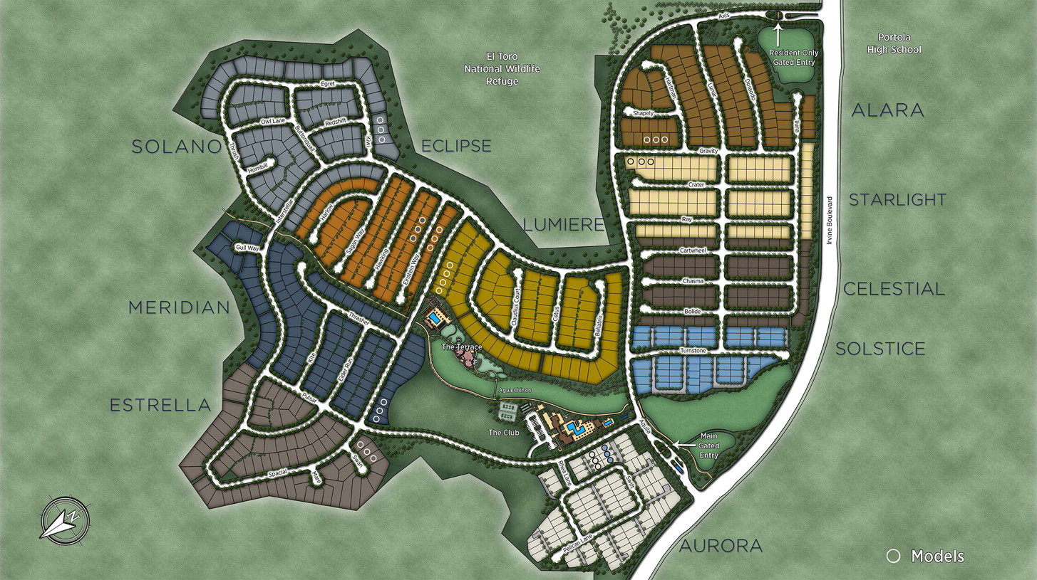 Altair Overall Site Plan