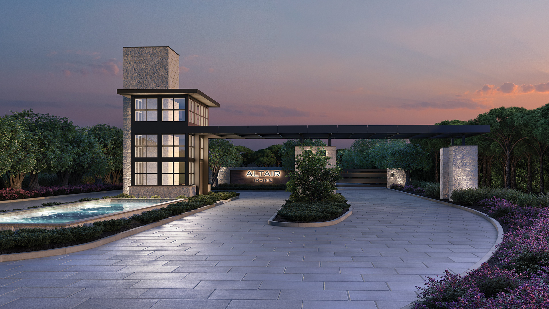 Irvine Ca New Construction Homes Estrella At Altair