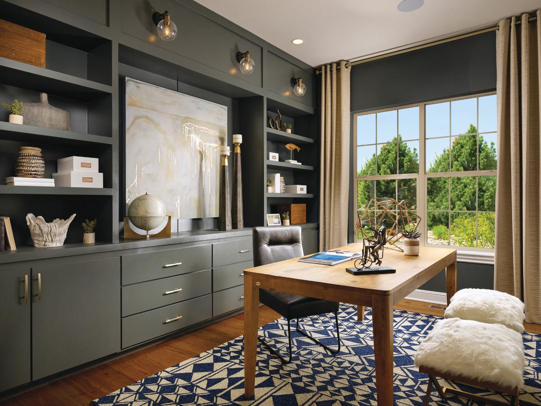 Chatfield private office