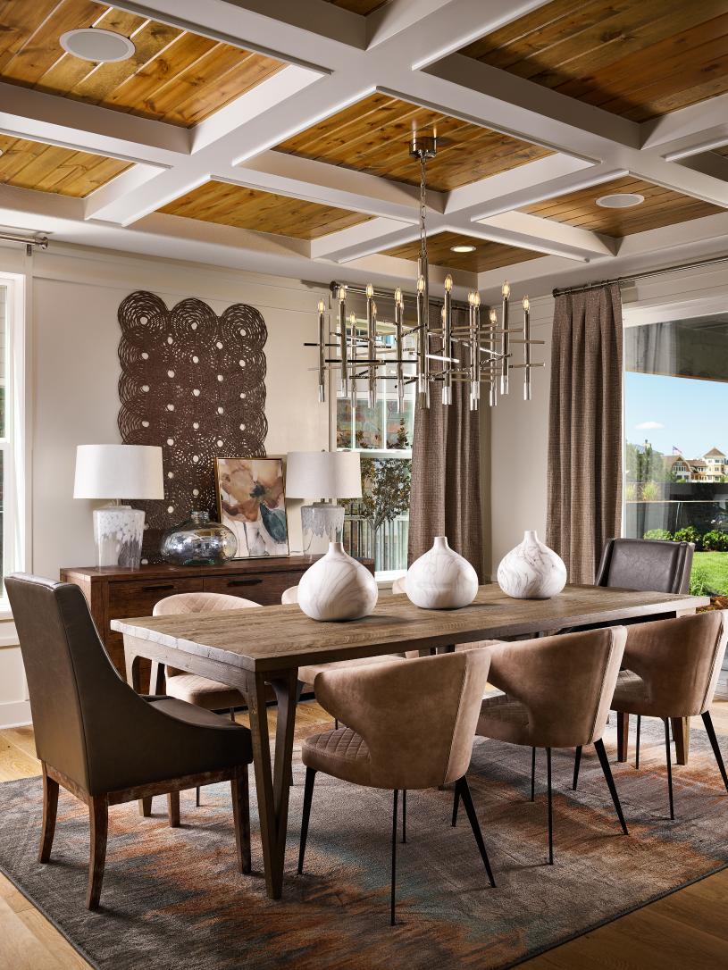 Orion formal dining room