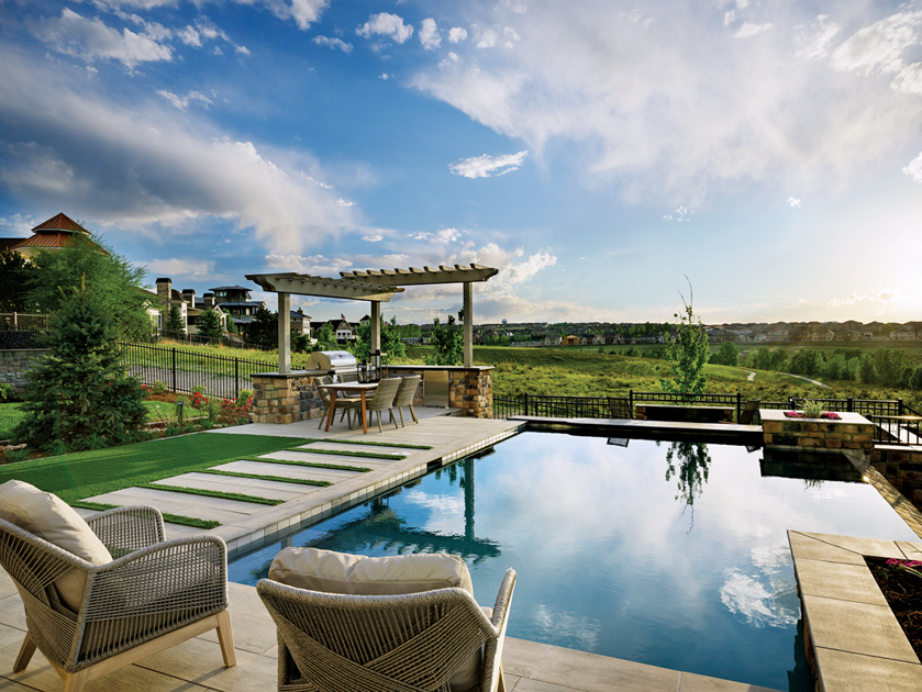 Colorado homes for sale 16 new home communities toll brothers for Aqua vista swimming pool aurora co