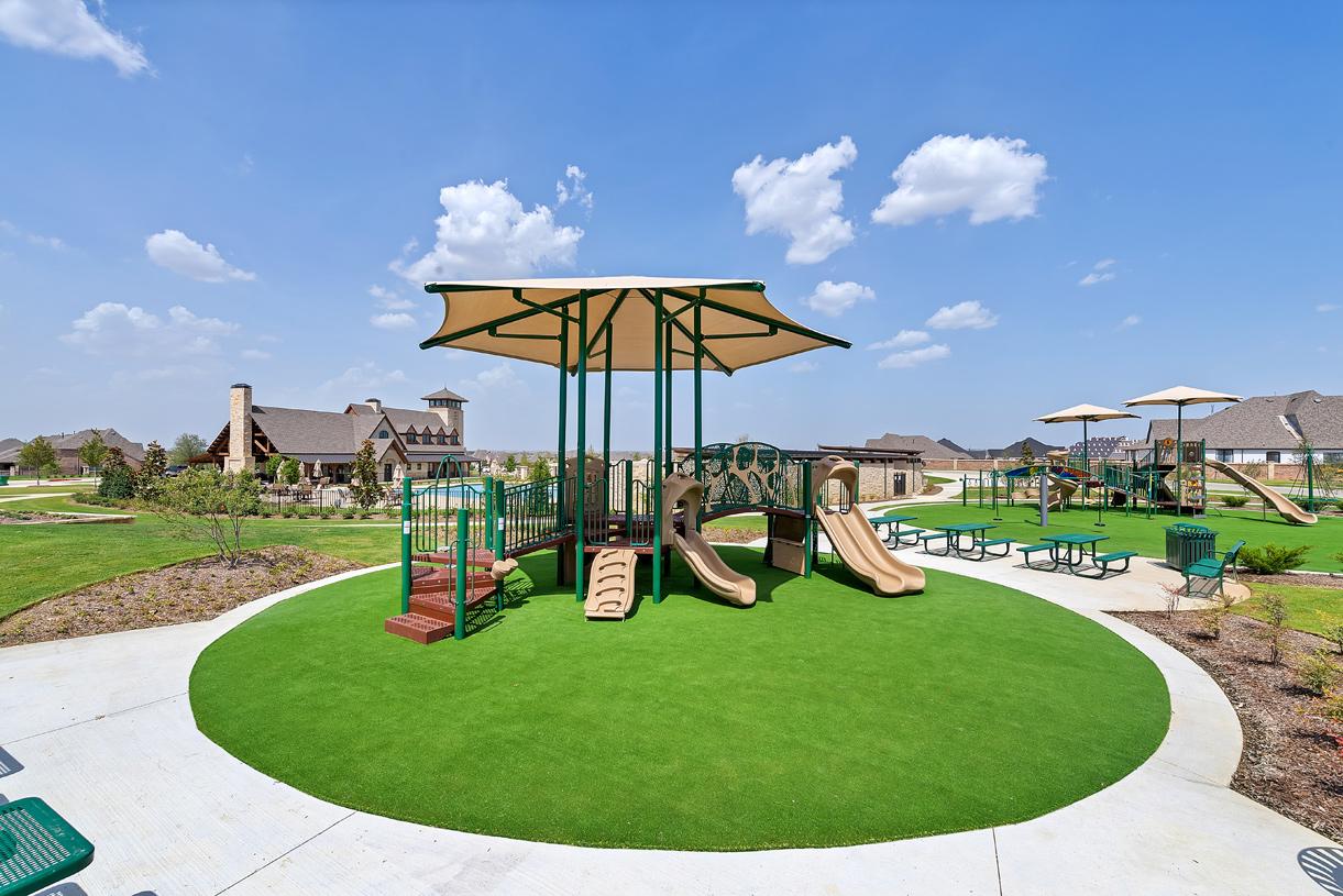 Star Trail playground