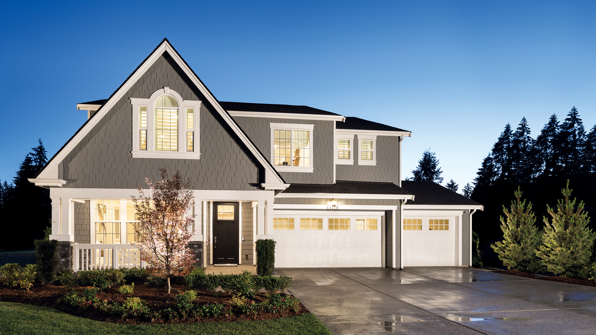 Renton Wa New Construction Homes Cedarcroft