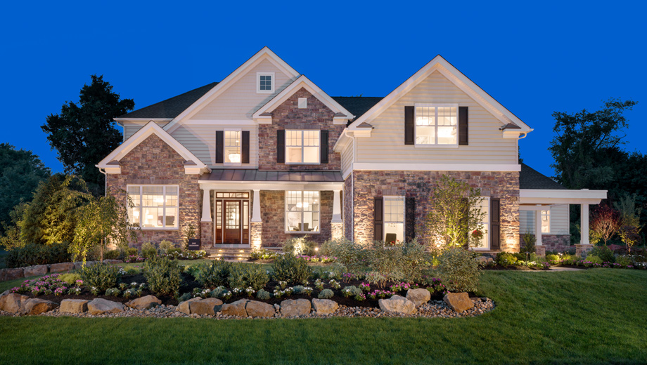New Homes in Easton PA - New Construction Homes   Toll Brothers®
