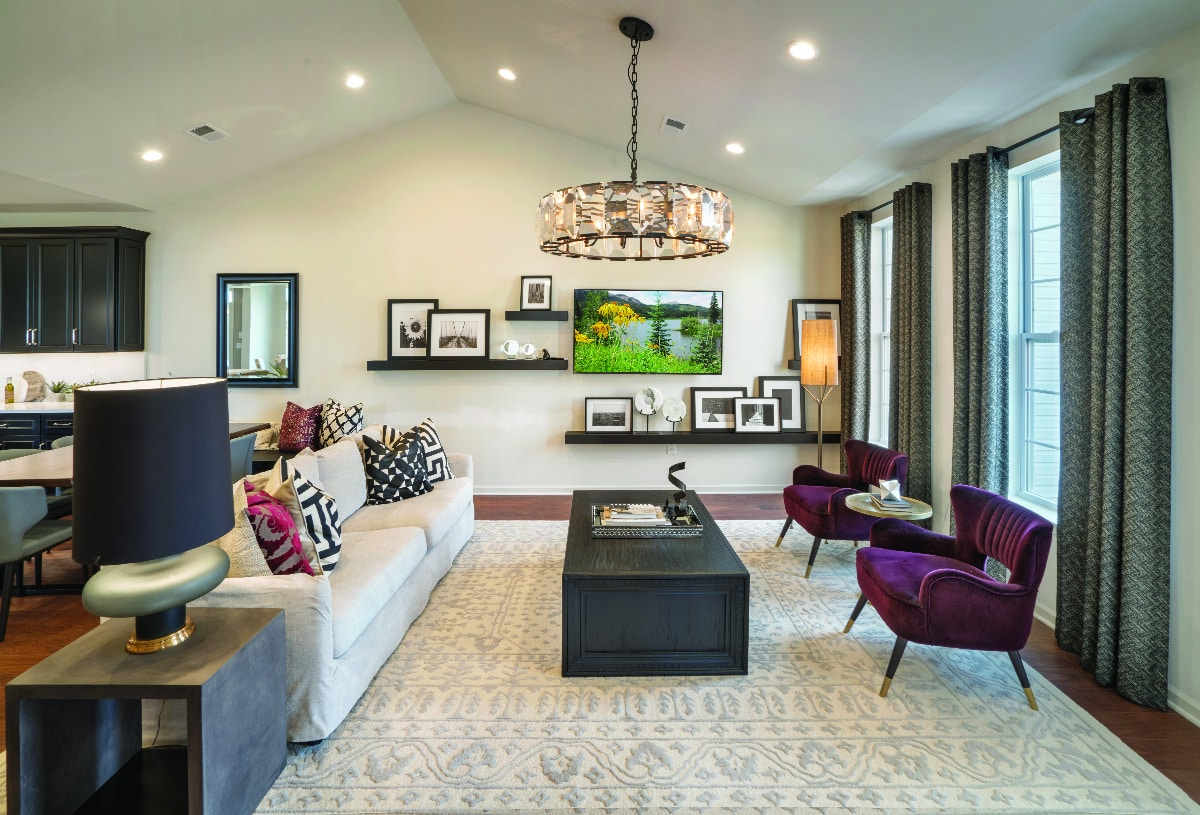 Design professionals help you personalize any room in your home