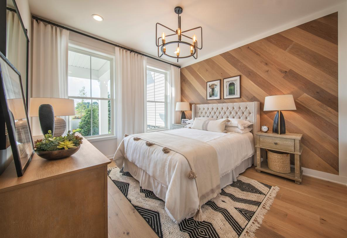 Second bedroom is perfect for guests