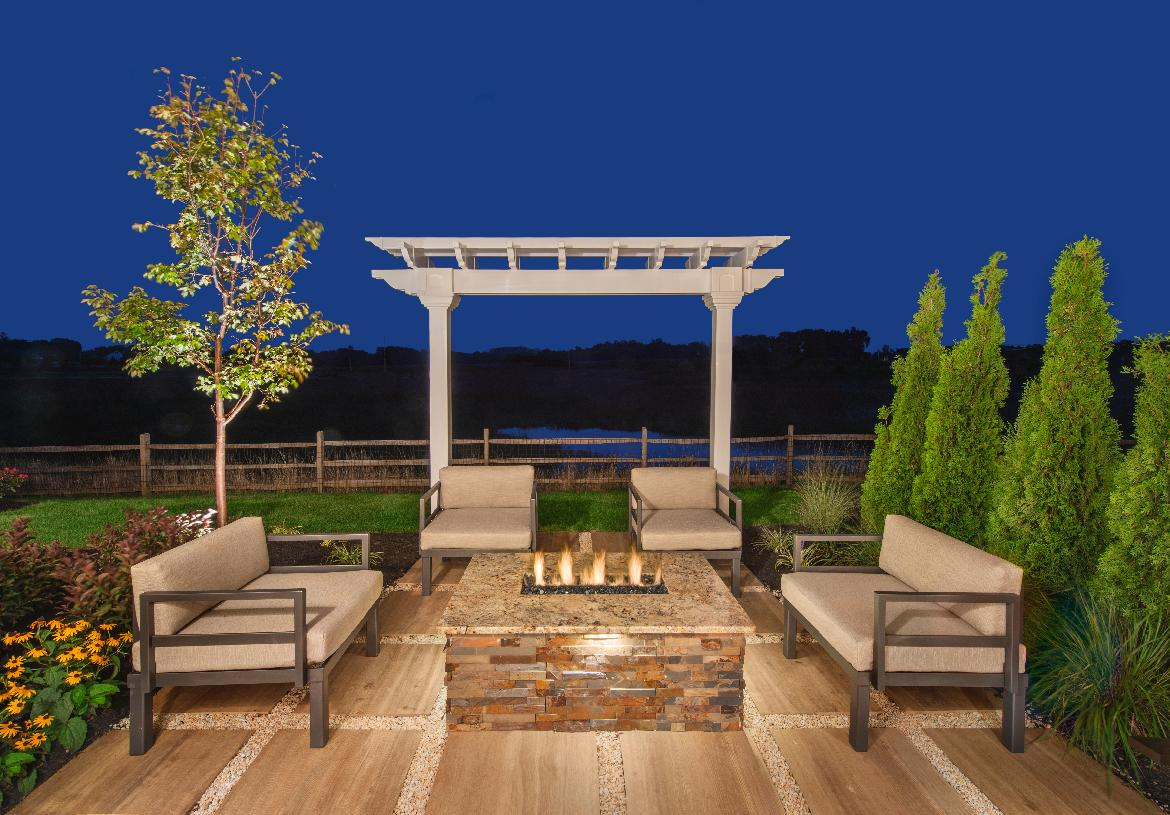 Extend living space outdoors