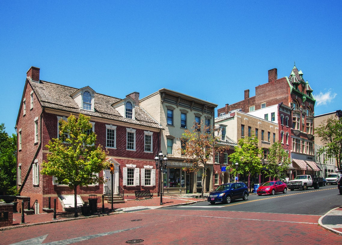 Minutes from historic and picturesque Bethlehem